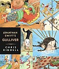 Jonathan Swift's Gulliver (Candlewick Illustrated Classics) Cover
