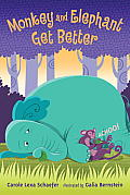 Monkey and Elephant Get Better (Candlewick Readers)