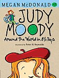 Judy Moody #07: Judy Moody: Around the World in 8 1/2 Days Cover