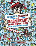 Where's Waldo? the Magnificent Mini Boxed Set (Where's Waldo?)