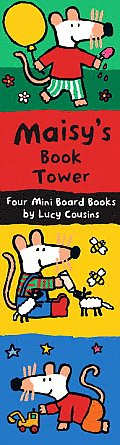 Maisy's Book Tower