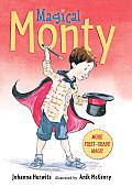 Magical Monty (Monty) Cover