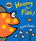 Hooray for Fish! [With DVD] (Candlewick Storybook Animation)