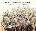 House Held Up by Trees Cover