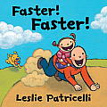Faster! Faster! Cover