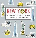 New York: A 3D Keepsake Cityscape