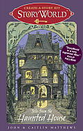 Storyworld Create-A-Story Kit: Tales from the Haunted House [With 28 Cards] (Storyworld) Cover