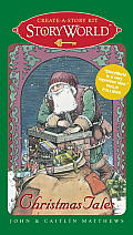 Storyworld: Christmas Tales: Create-A-Story Kit (Storyworld) Cover