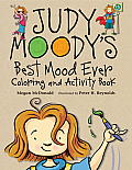 Judy Moody's Best Mood Ever Coloring and Activity Book (Judy Moody) Cover