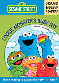 Cookie Monsters Busy Day Brand New Readers