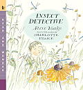 Insect Detective: Read and Wonder (Read and Wonder) Cover