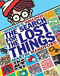 Where's Waldo? the Search for the Lost Things (Where's Waldo?) Cover