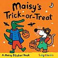 Maisy's Trick-Or-Treat Sticker Book (Maisy Books) Cover