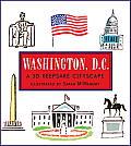 Washington D.C.: A 3D Keepsake Cityscape (Keepsake Cityscapes)