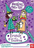 Magical Mix-Ups #02: Friends and Fashion Cover