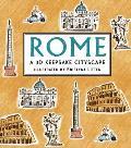 Rome: A 3D Keepsake Cityscape (Keepsake Cityscapes)