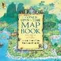 The Once Upon a Time Map Book Big Book: Take a Tour of Six Enchanted Lands