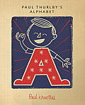 Paul Thurlby's Alphabet Cover