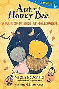 Ant and Honey Bee: A Pair of Friends at Halloween
