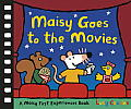 Maisy Goes to the Movies: A Maisy First Experiences Book (Maisy)