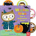 Wickle Woo Has a Halloween Party (Tiny Tab Books)