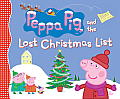 Peppa Pig & The Lost Christmas List