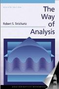Way of Analysis (Rev 00 Edition)