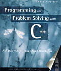 Programming & Problem Solving With C++ 3RD Edition