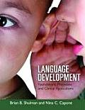 Language Development (10 Edition) Cover