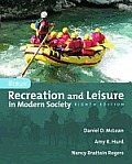 Kraus' Recreation and Leisure in Modern Soc. (8TH 08 - Old Edition)