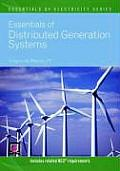 Essentials of Distributed Generation Systems (09 Edition)
