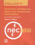 Stallcup's Generator, Transformer, Motor & Compressor, 2008 Edition