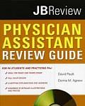 JB Review: Physician Assistant Review Guide [With CD (Audio)]
