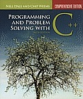 Programming and Problem Solving With C++ (5TH 10 - Old Edition)