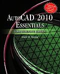 AutoCAD 2010 Essentials Comprehensive Edition