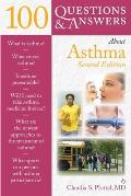 100 Questions & Answers about Asthma (100 Questions & Answers about) Cover