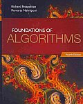 Foundations of Algorithms : Using C++ ... (4TH 11 Edition)