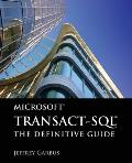Microsoft Transact SQL The Definitive Guide