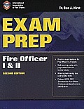 Exam Prep: Fire Officer I & II Cover