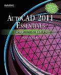 Autocad 2011 Essentials, Comprehensive - With DVD (11 Edition) Cover