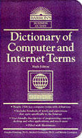 Dictionary of Computer & Internet Terms