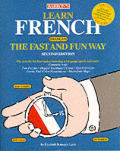 Learn French (Francais) the Fast and Fun Way with Book
