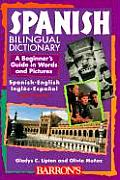 Spanish Bilingual Dictionary 3rd Edition Beginning Guide