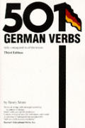 501 German Verbs 3RD Edition