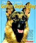 Training Your German Shepherd Dog