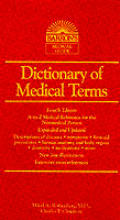 Dictionary Of Medical Terms 4th Edition For Nonmedical