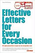 Effective Letters for Every Occasion (00 Edition)