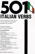 501 Italian Verbs (2ND 01 - Old Edition)