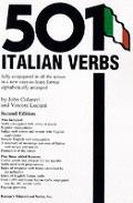 501 Italian Verbs 2nd Edition