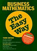 Business Math the Easy Way 3rd Edition